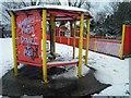 SE4103 : Youth shelter Broomhill Park by Steve  Fareham