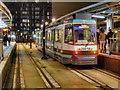 SJ8097 : MediaCityUK Metrolink Station by David Dixon