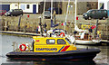 C8540 : Coastguard boat, Portrush by Albert Bridge