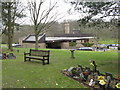 NT1185 : Dunfermline Crematorium by M J Richardson