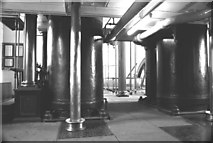 NZ4052 : Ryhope Pumping Station - beam engines by Chris Allen