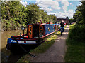 SO9058 : Tibberton on the Worcester and Birmingham Canal  by Gillie Rhodes