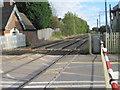 SJ9132 : Aston-by-Stone railway station (site) by Nigel Thompson