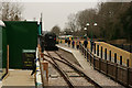 TQ3838 : The Bluebell Railway at East Grinstead by Peter Trimming