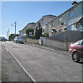 SX9273 : Looking up Hutchings Way, Teignmouth by Robin Stott