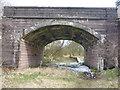 NS4355 : Rural East Renfrewshire : Tannoch Road Bridge and Uplawmoor Station by Richard West