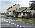 SS8883 : The Fountain Restaurant near Aberkenfig by Jaggery