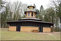 NS2209 : Culzean Pagoda by Billy McCrorie