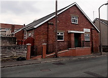 SS8983 : Glamorgan Muslim Community Centre, Aberkenfig by Jaggery