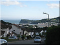 SX9274 : Down Moor View Drive (2), Teignmouth by Robin Stott