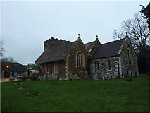 SZ0696 : St Andrew, Kinson: February 2013 by Basher Eyre