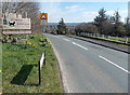 SN4007 : NW boundary of Kidwelly by Jaggery