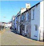 SH4862 : The Albert Inn, Caernarfon by Jaggery