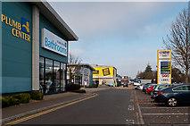 TQ4667 : Denvale Trade Centre by Ian Capper