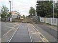 SJ9541 : Blythe Bridge railway station by Nigel Thompson