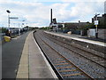 SJ9043 : Longton railway station by Nigel Thompson
