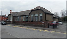 SS8983 : Tondu Primary School, Aberkenfig by Jaggery