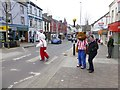 H4572 : Colourful characters in Omagh by Kenneth  Allen