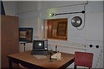 NO5608 : Broadcasting studio, Secret Bunker by Jim Barton