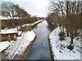 SO9394 : Anchor Lane Bridge South by Gordon Griffiths