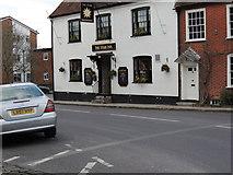 SU3521 : The Star Inn - Romsey by Colin Babb