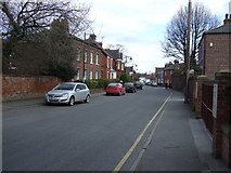 TA0322 : Queens Street, Barton-upon-Humber by JThomas
