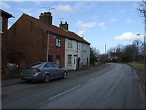 TA0322 : Butts Road, Barton-upon-Humber by JThomas