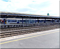 SP5006 : Chiltern Railways train at Oxford station by Jaggery