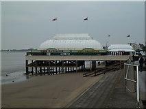 ST3049 : Pier - Burnham on Sea by Chris Allen