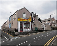 SS8983 : The Silver Swan, Aberkenfig by Jaggery