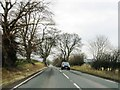 NU0124 : A697 northbound by Alex McGregor