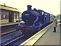 ST6336 : Evercreech Junction station by Richard Green