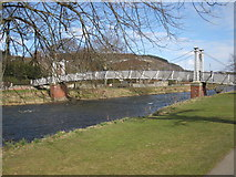 NT2540 : Priorsford Bridge, Peebles by Graeme Yuill