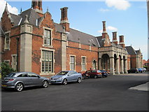 TF3387 : Louth railway station (site), Lincolnshire by Nigel Thompson