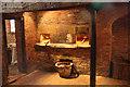 SK8190 : Medieval bread ovens by Richard Croft