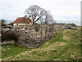 NT9953 : Lords Mount, Berwick-upon-Tweed by Graham Robson