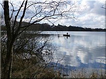 H5776 : Peaceful Loughmacrory by Kenneth  Allen