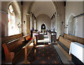 TL7066 : St Mary, Kentford - West end by John Salmon