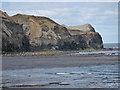 NZ8613 : Sandsend Ness by Pauline E