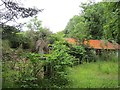 H0864 : Ruined farm by Richard Webb