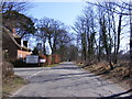 TM4768 : Minsmere Road, Dunwich by Adrian Cable