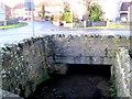ST6490 : A weak bridge, Thornbury by Jaggery