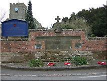 SP2760 : Barford War Memorial by JThomas