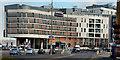 J3474 : The Titanic Quarter Premier Inn, Belfast by Albert Bridge