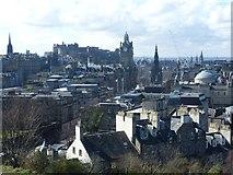 NT2674 : Edinburgh from the Calton Hill by kim traynor