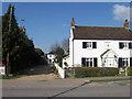 TQ1315 : White Cottage, London Road by Simon Carey