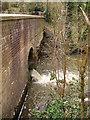 TQ3728 : Culverted stream by Stephen Craven