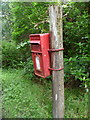 NM9145 : Port Appin: postbox № PA38 14 by Chris Downer