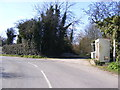 TM4270 : Wash Lane & footpath to Lymballs Lane by Adrian Cable