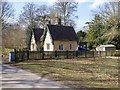 SP4314 : Springlock Lodge by David P Howard